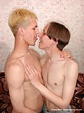 These two hot and horny twinks satisfy each other from Boys Love